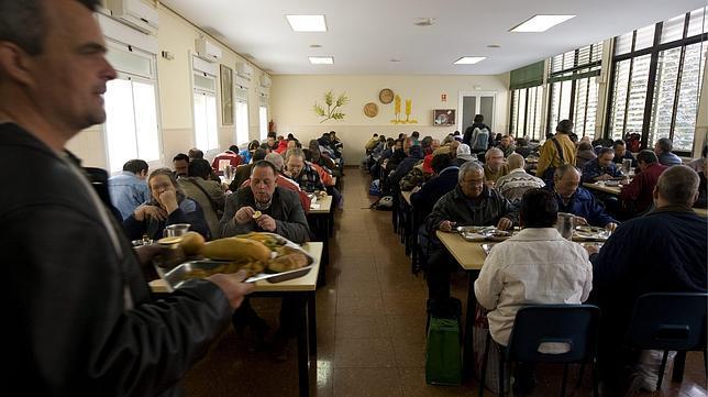COMEDORES SOCIALES COMEDOR DE CARITAS | Todo Vale ¡Por la Patria!